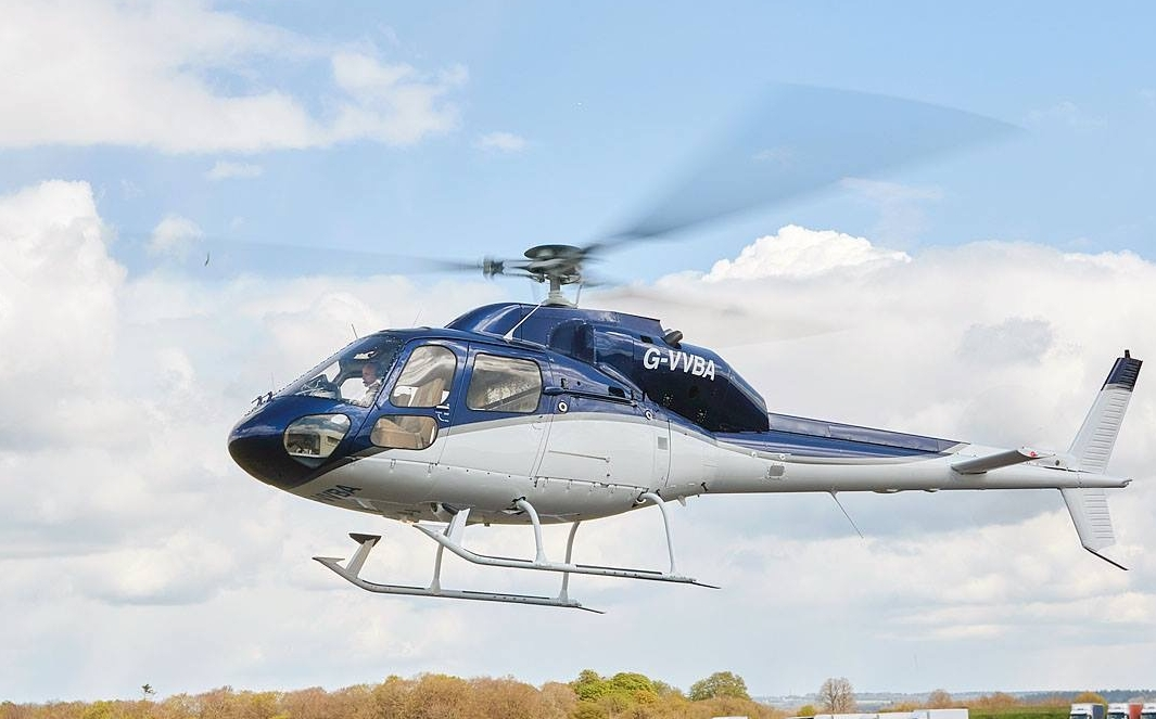 Twin Engine Executive Charter Helicopter
