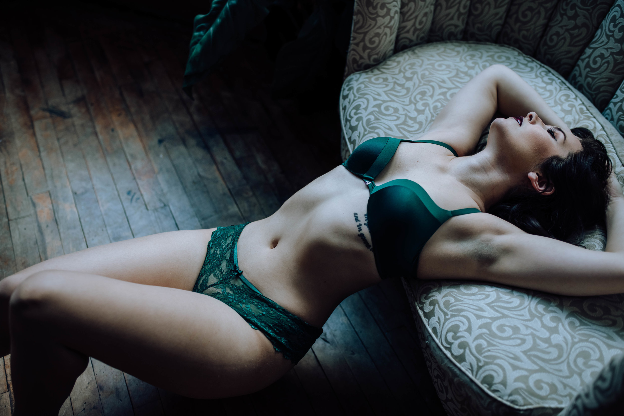 Philadelphia's Best Luxury Boudoir Photography