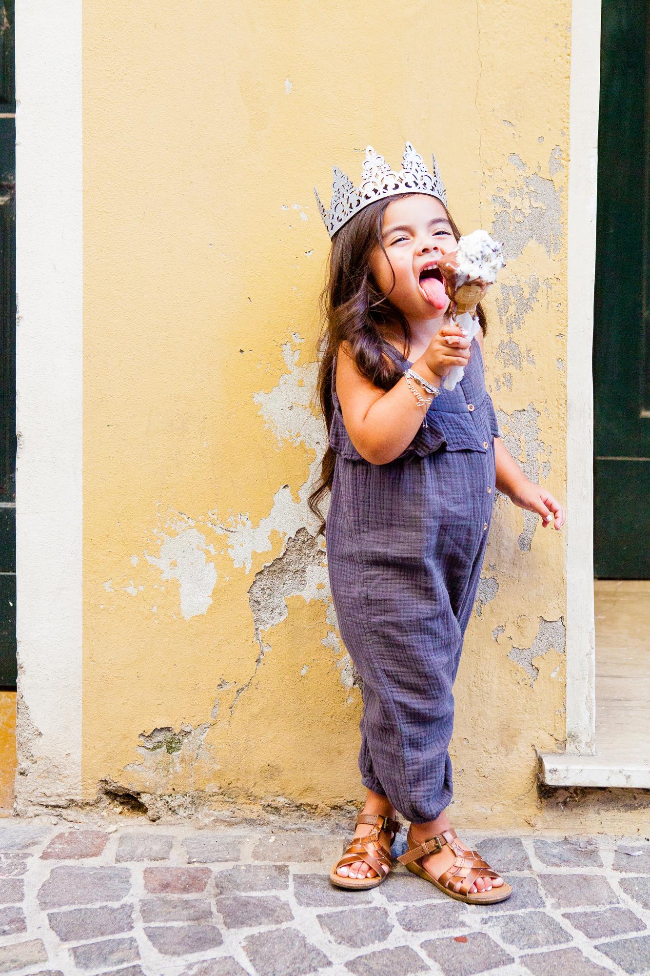 Ice cream girl | Freckle & Fox Photos