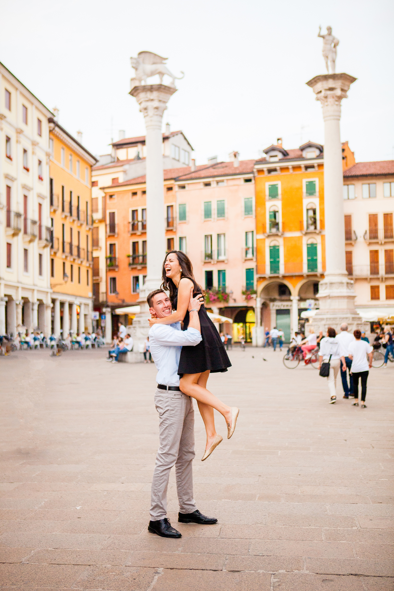 Italian couple | Freckle & Fox Photos