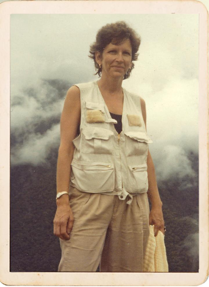 Me in Peru.