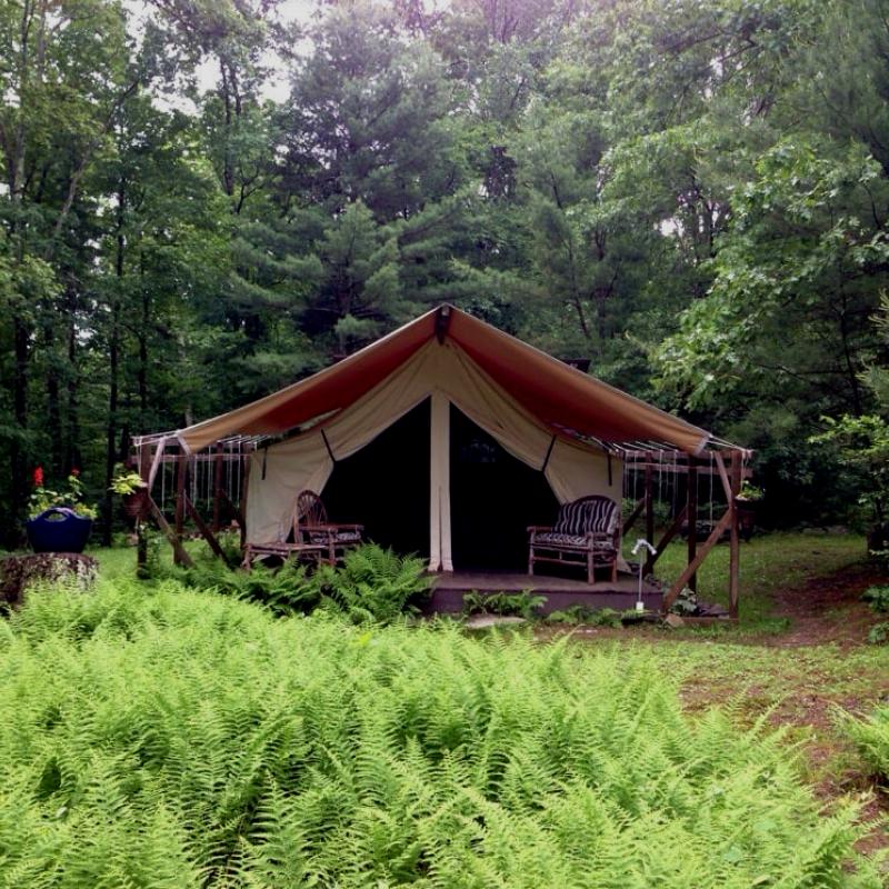 Blue Hills Farm Tent & Breakfast