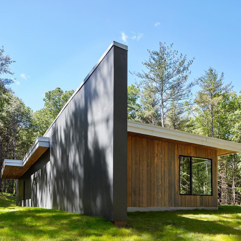 Modern Catskills in Narrowsburg, NY