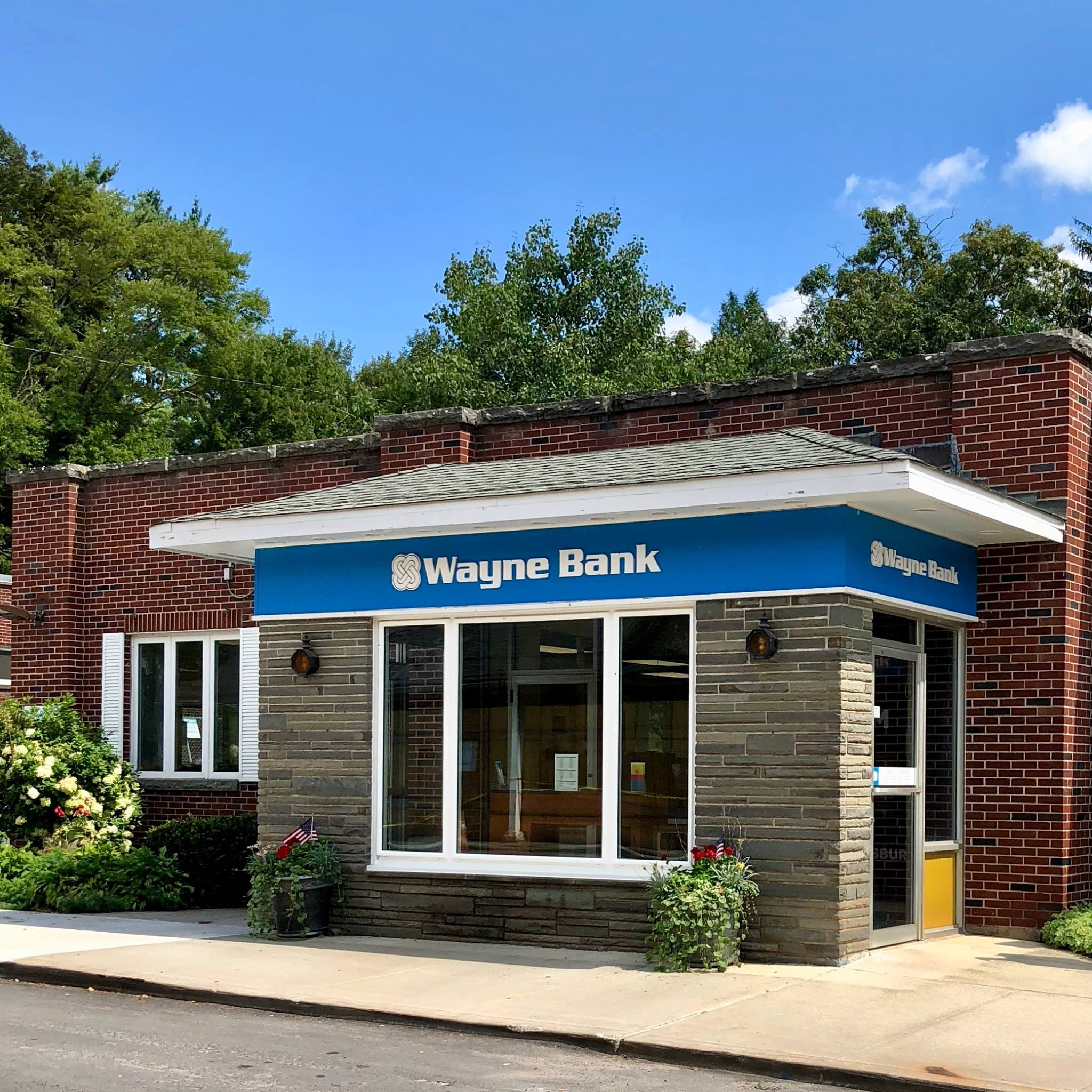 Wayne Bank in Narrowsburg, NY