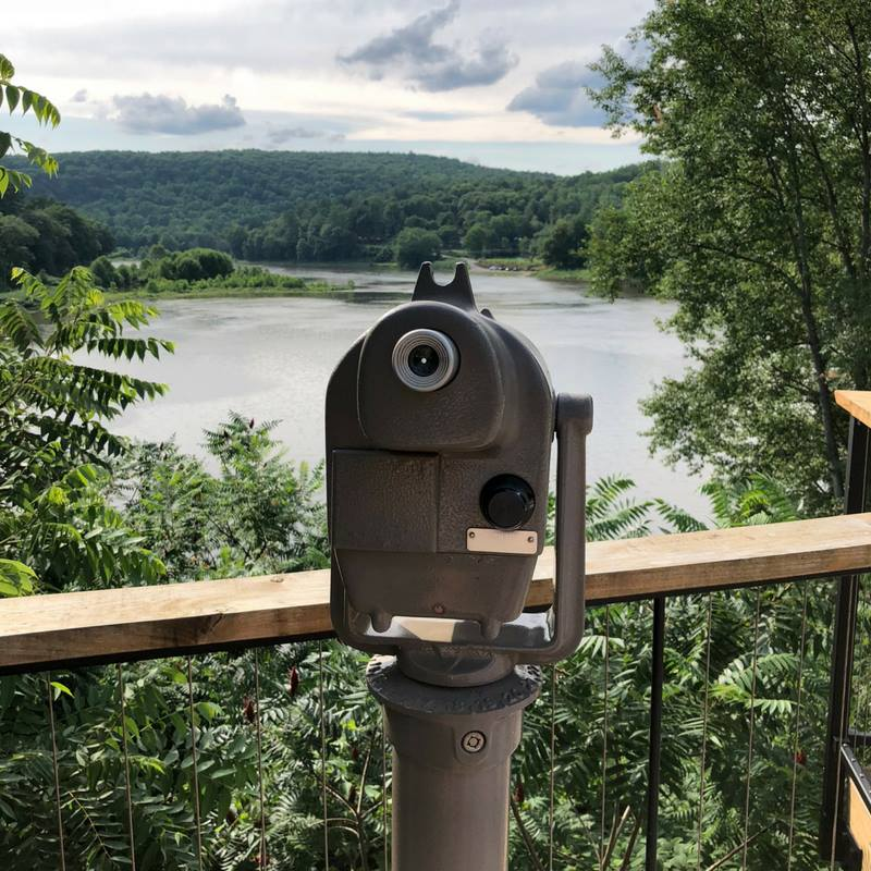 Narrowsburg Observation Deck in Narrowsburg, NY