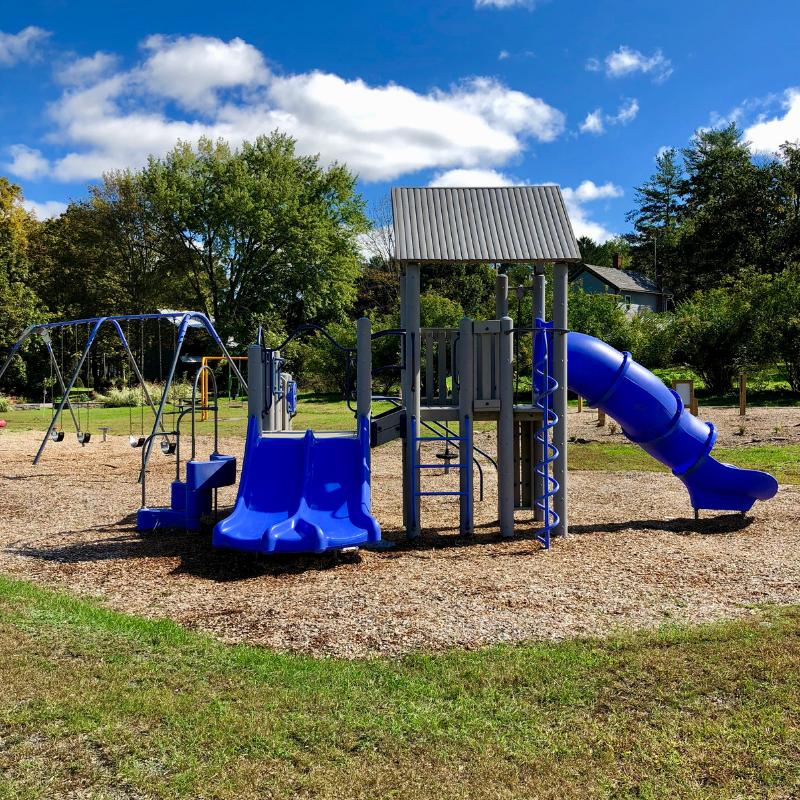 Narrowsburg Flats Playground in in Narrowsburg, NY