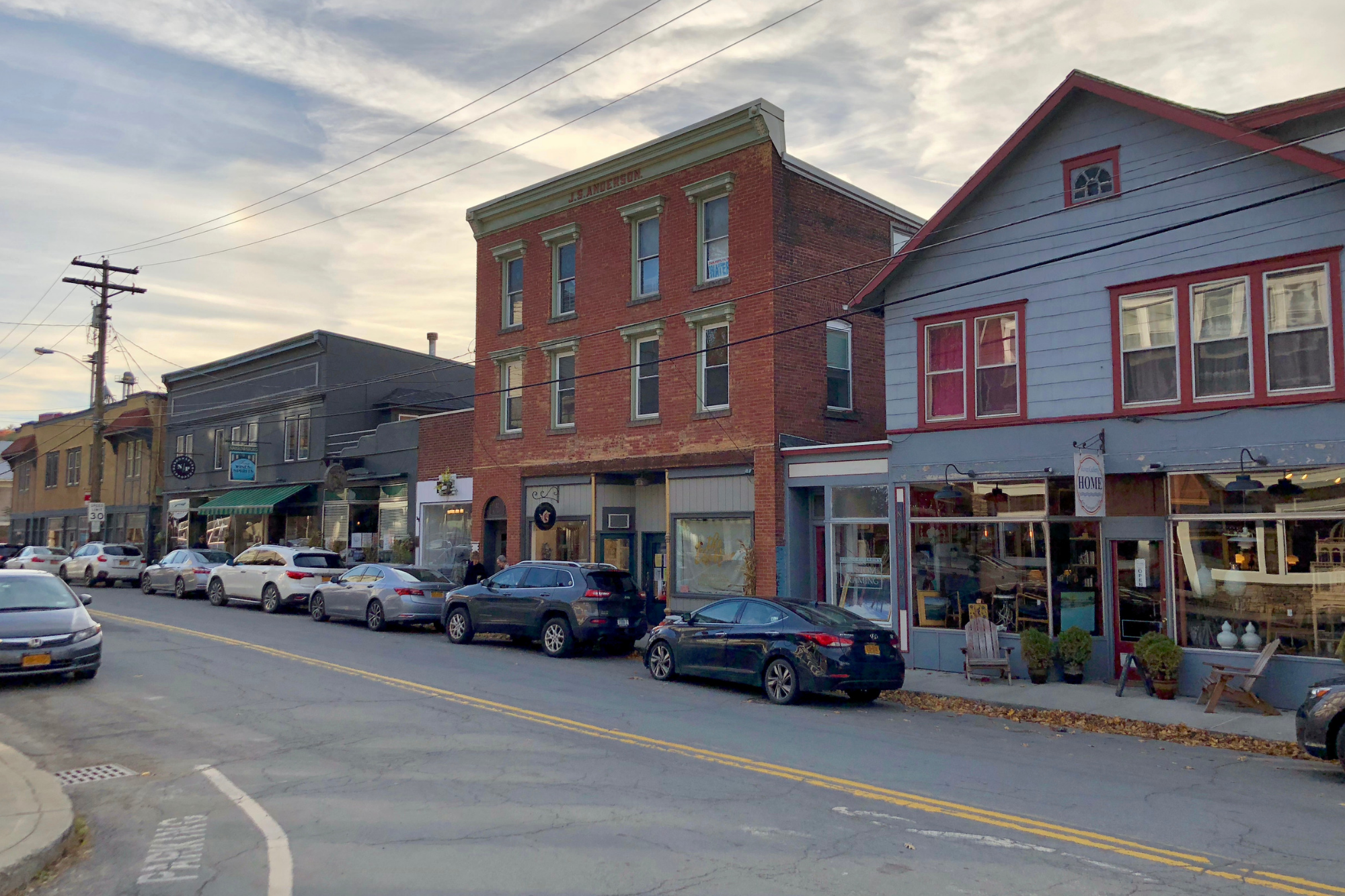 Main Street, Narrowsburg, NY