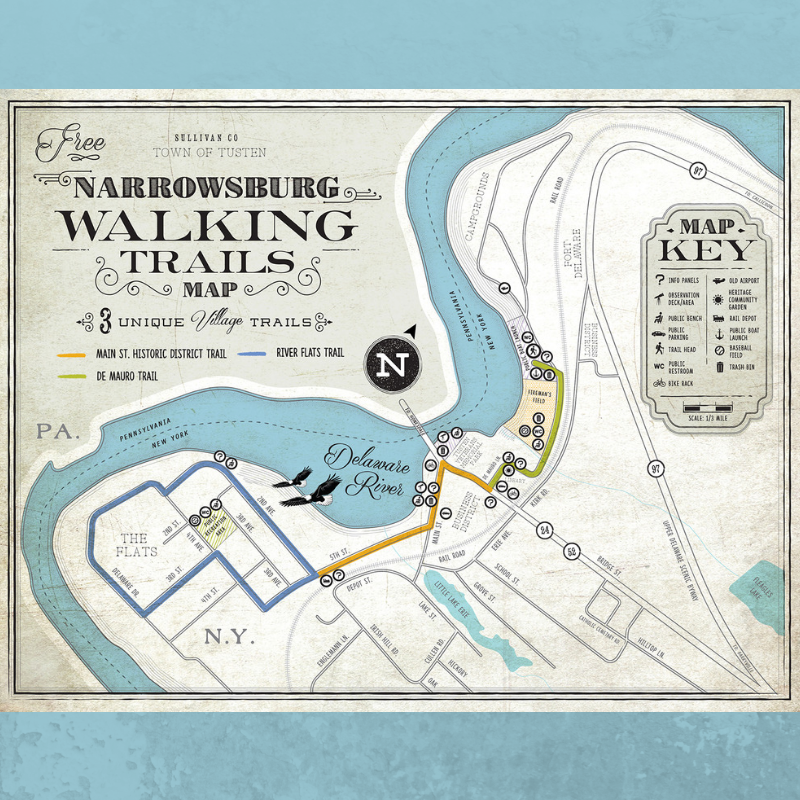 Narrowsburg Walking Trail_Map.png