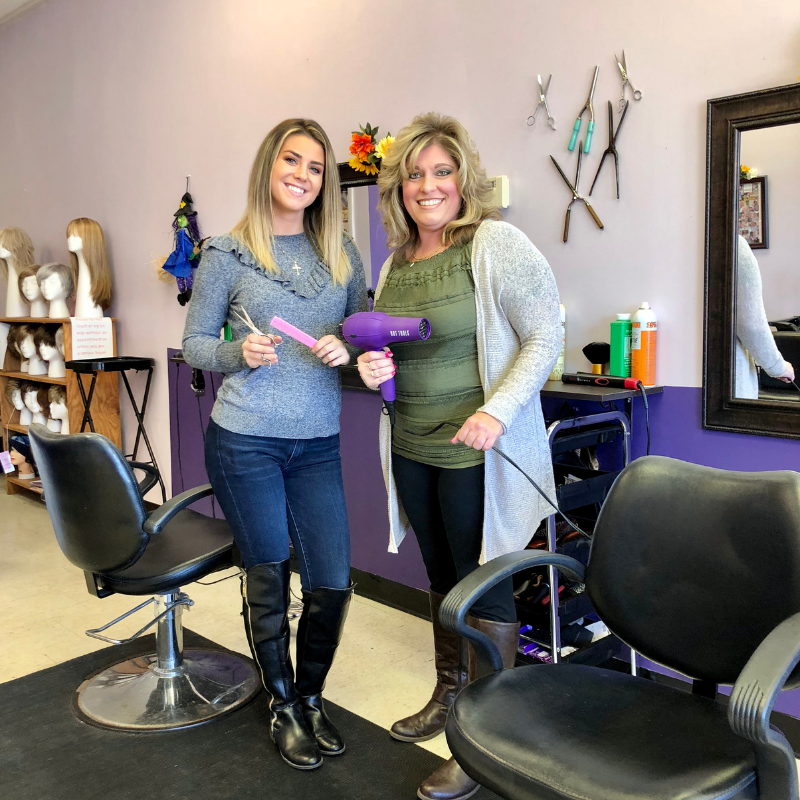Pam's Cutter Corner - Full Service Hair, Nail & Wig Salon in Narrowsburg, NY