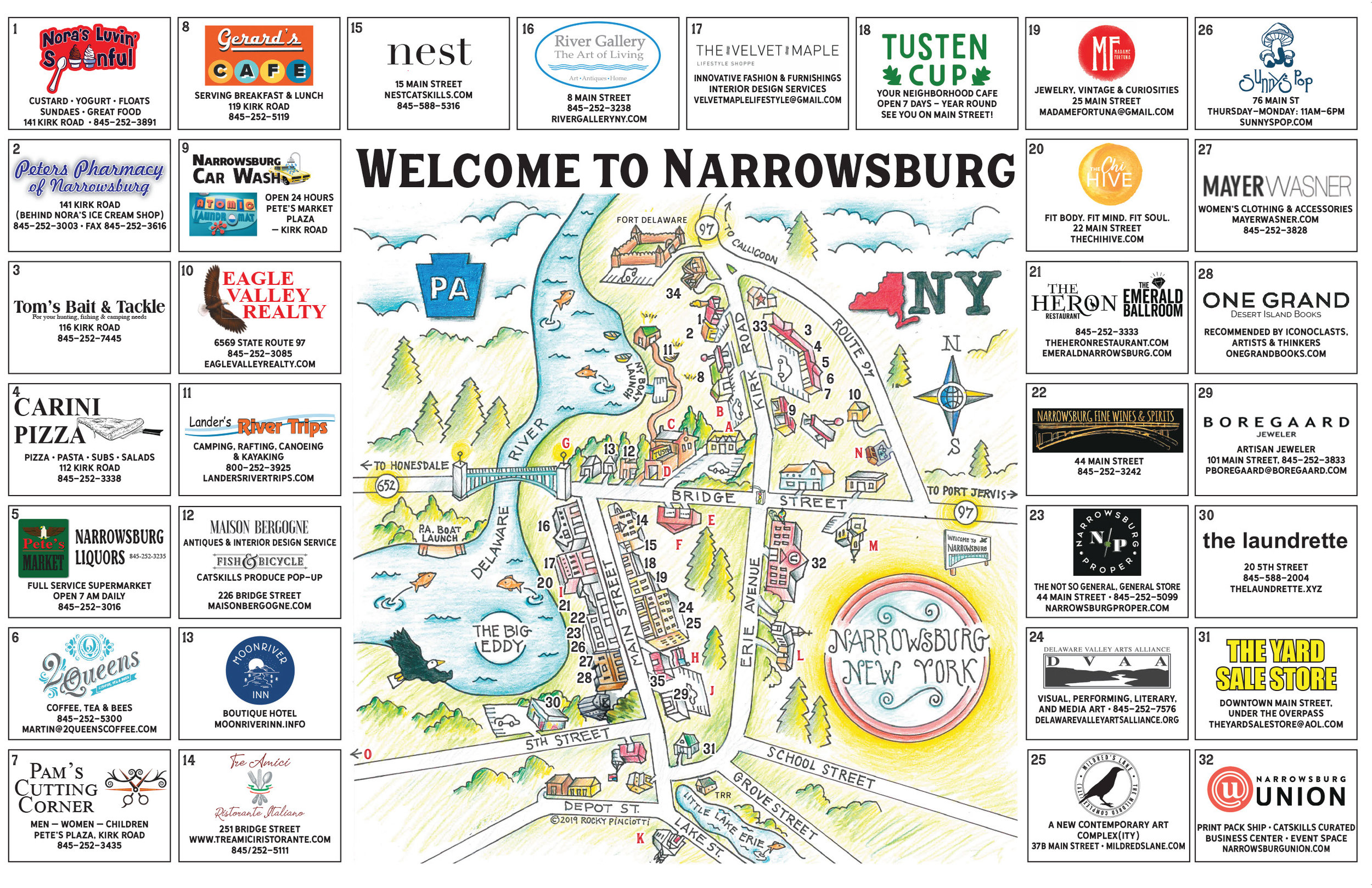 Narrowsburg NY Map.jpg