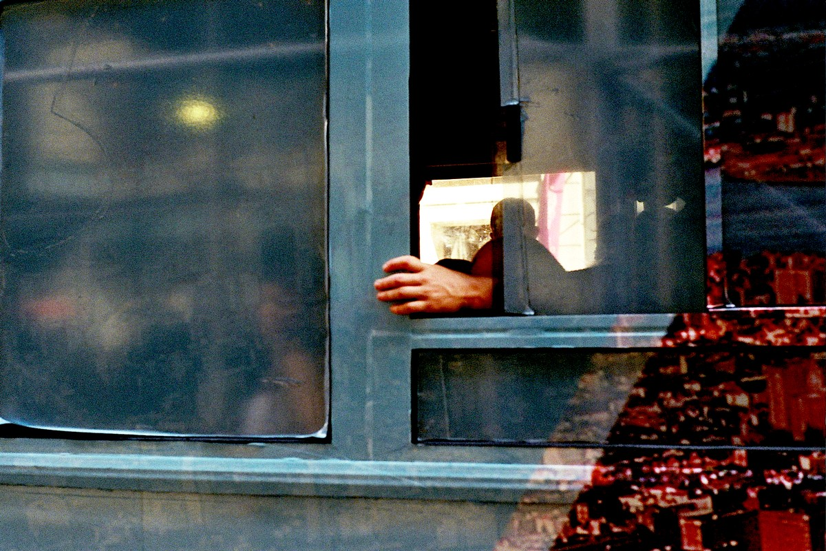 Hand in Soho, NYC, 2016