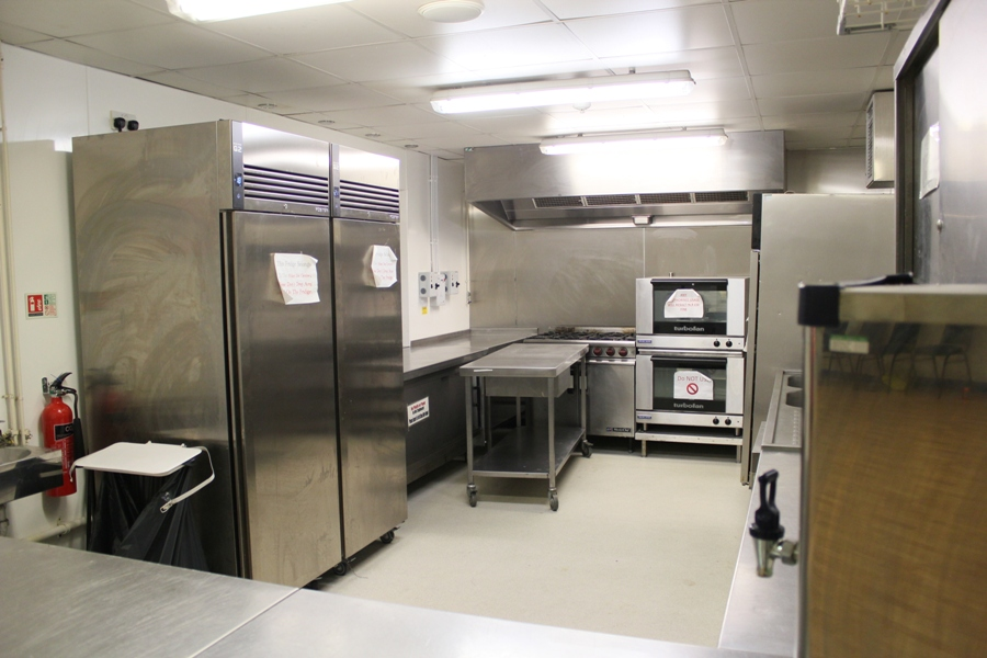 Commercial Kitchen - From £25 per hour