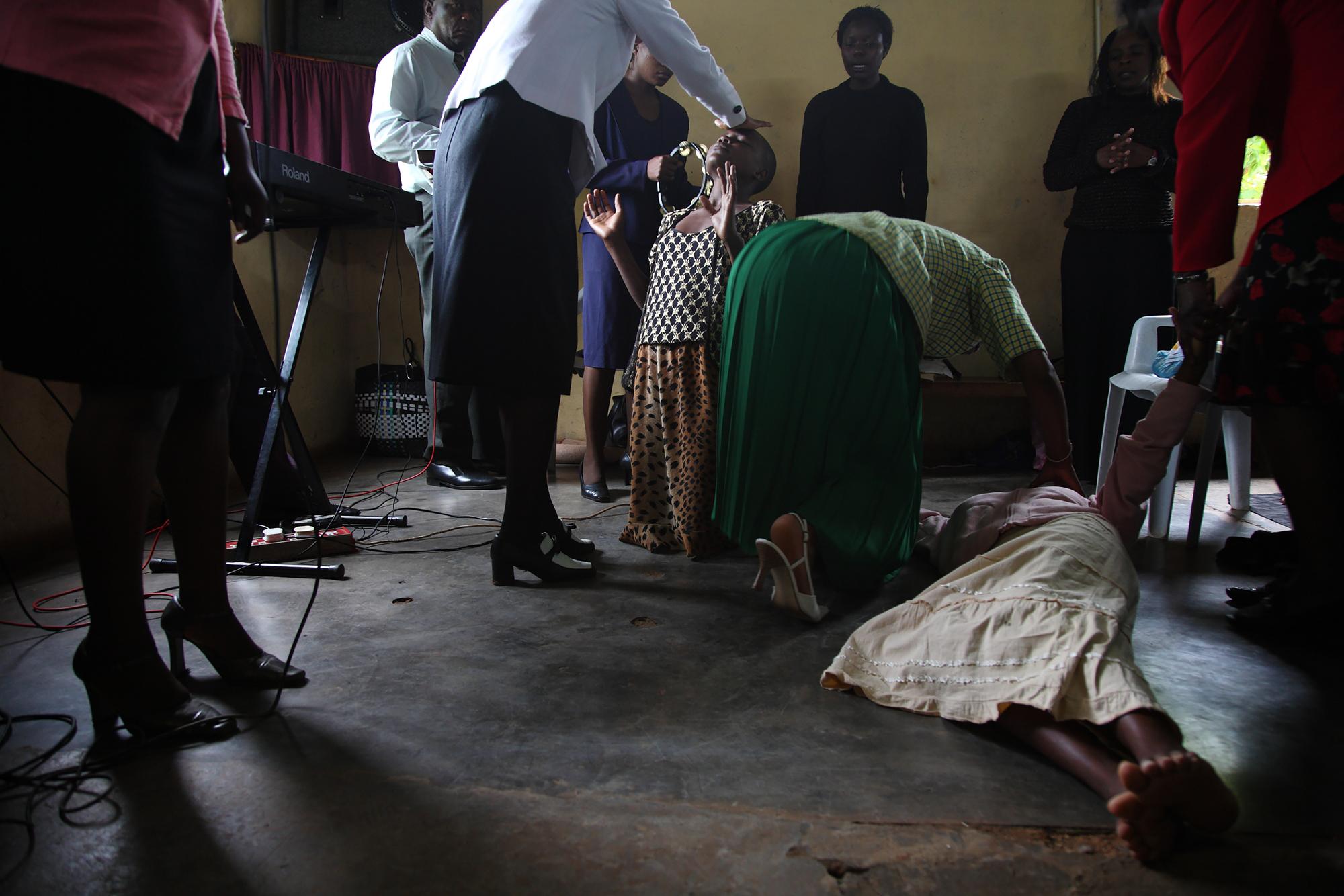 Religion in Zimbabwe.