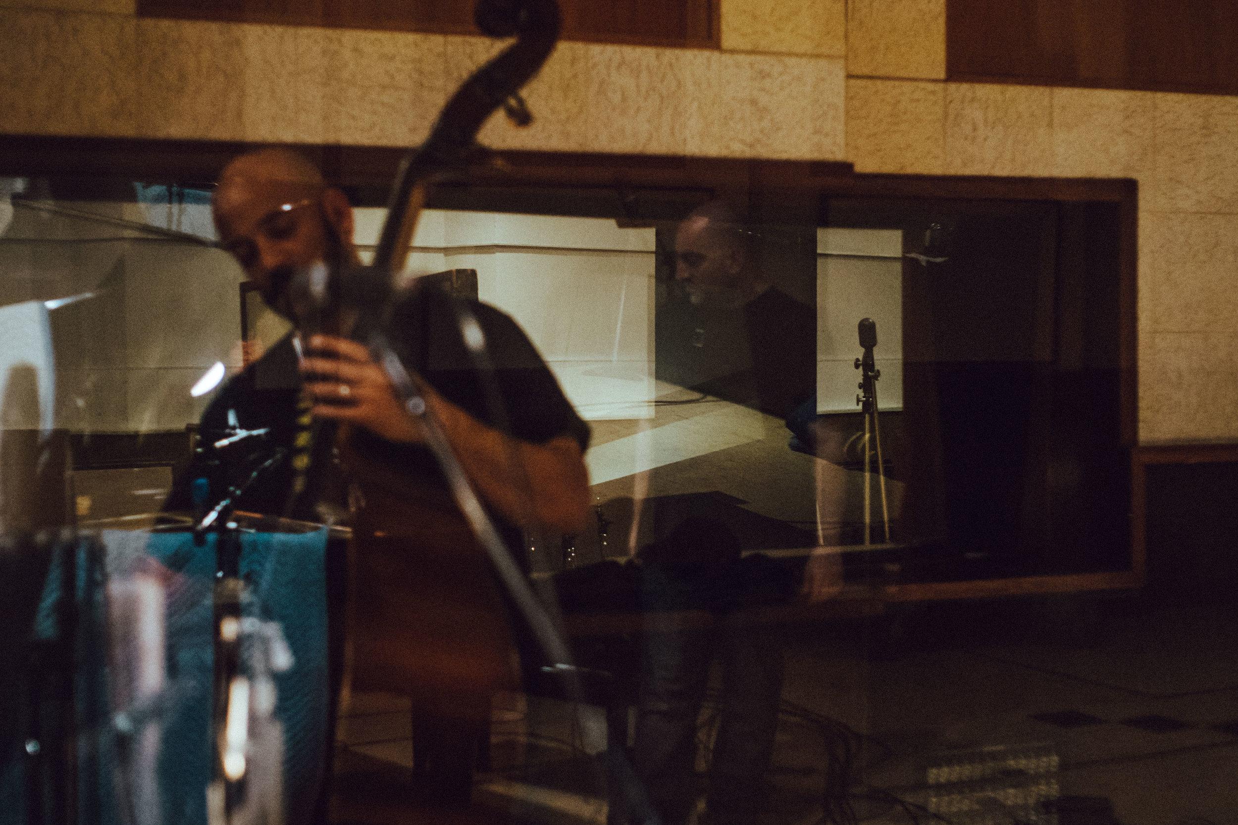 Armen Nalbandian Trio ~ Eric Revis