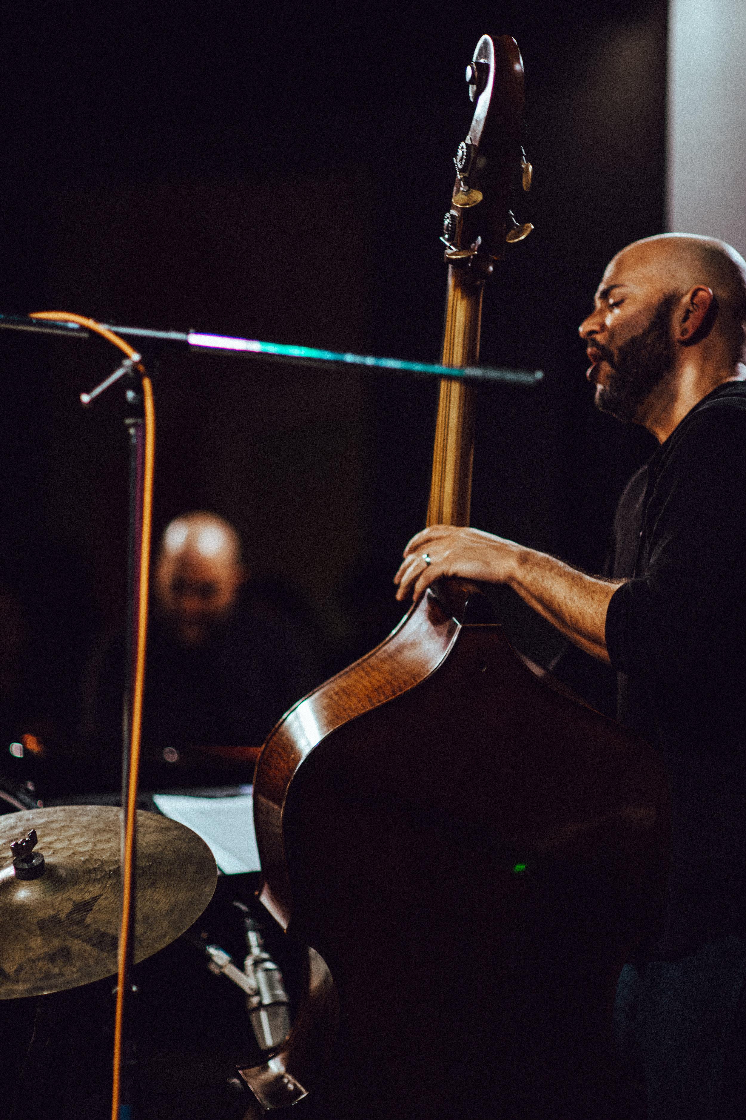 Armen Nalbandian Trio ~ Armen Nalbandian & Eric Revis