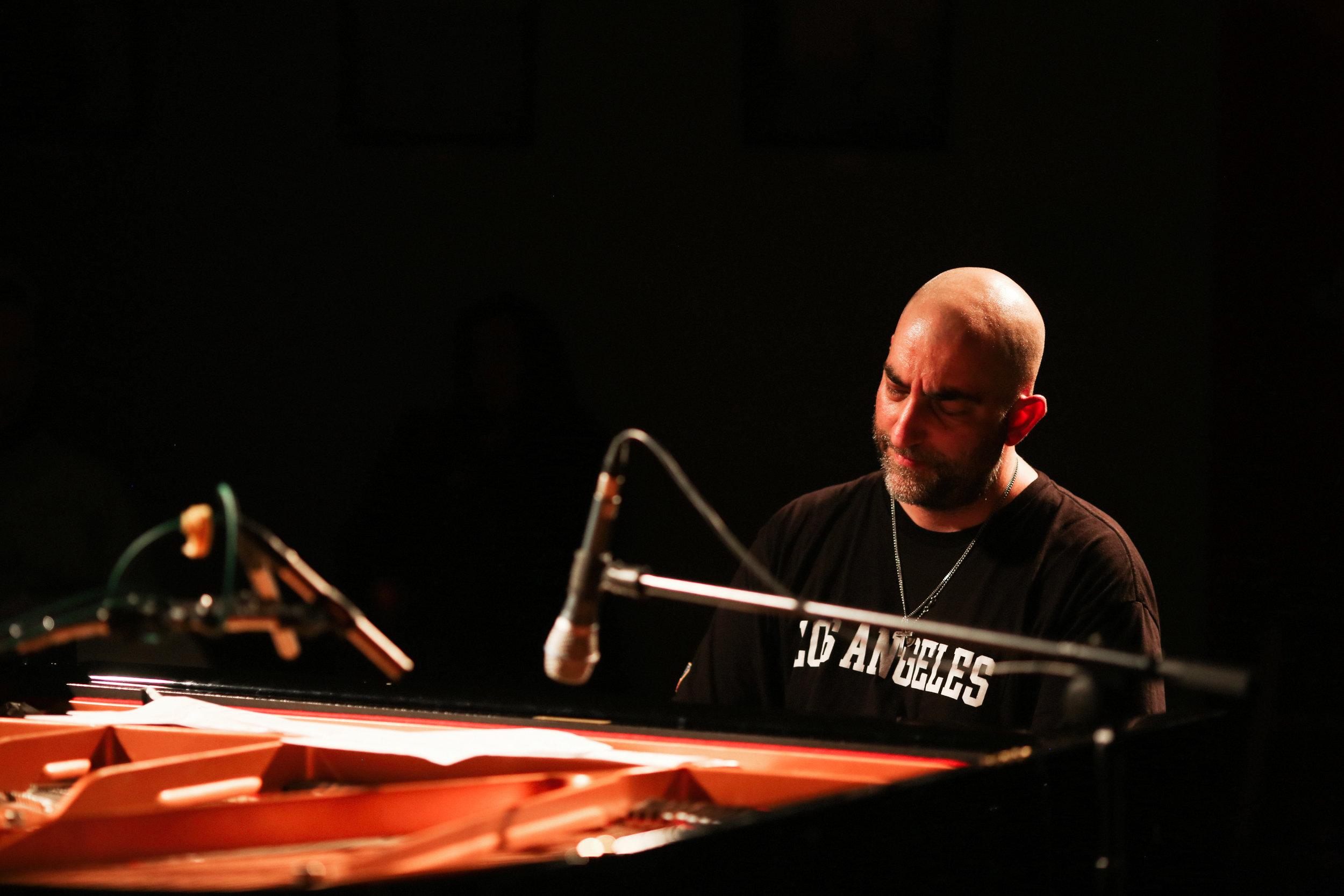 Armen Nalbandian TRIO ~ Just Jazz Concert Series