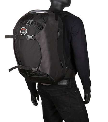 OSPREY PORTER 46 TRAVEL BACKPACK - THE ONLY DURABLE CARRY-ON AND WEEKEND BAG YOU NEED.WAS $140, NOW 104.95