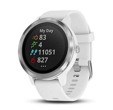 GARMIN VIVOACTIVE 3 - GPS SMARTWATCH WITH CONACTLESS PAYMESS AND BUILD-IN SPORTS APPSWAS $270, NOW $199
