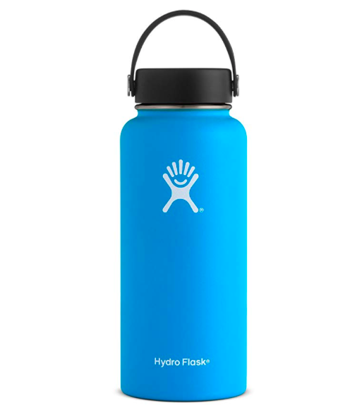 HYDROFLASK - INSULATED CONTAINER TO TAKE.. EVERYWHERE! SO MANY SIZES AND COLORS FOR ENDLESS OCCASIONS.