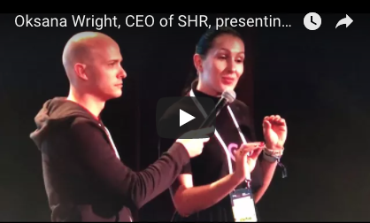 Watch CEO Oksana Wright at Startup Grind 2018.