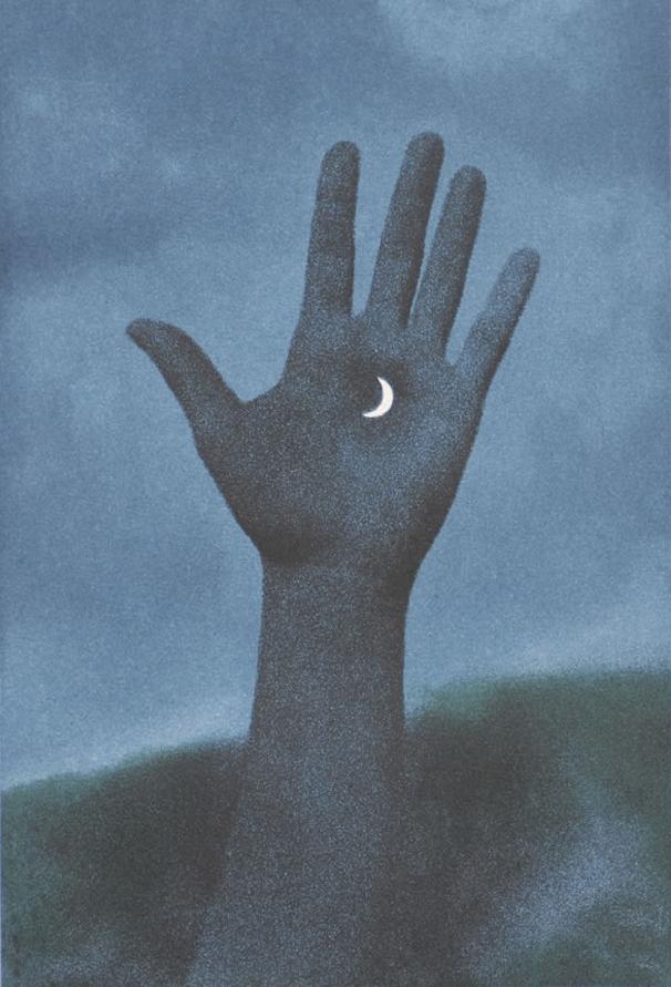jupiter in virgo  (1965), Renee Magritte