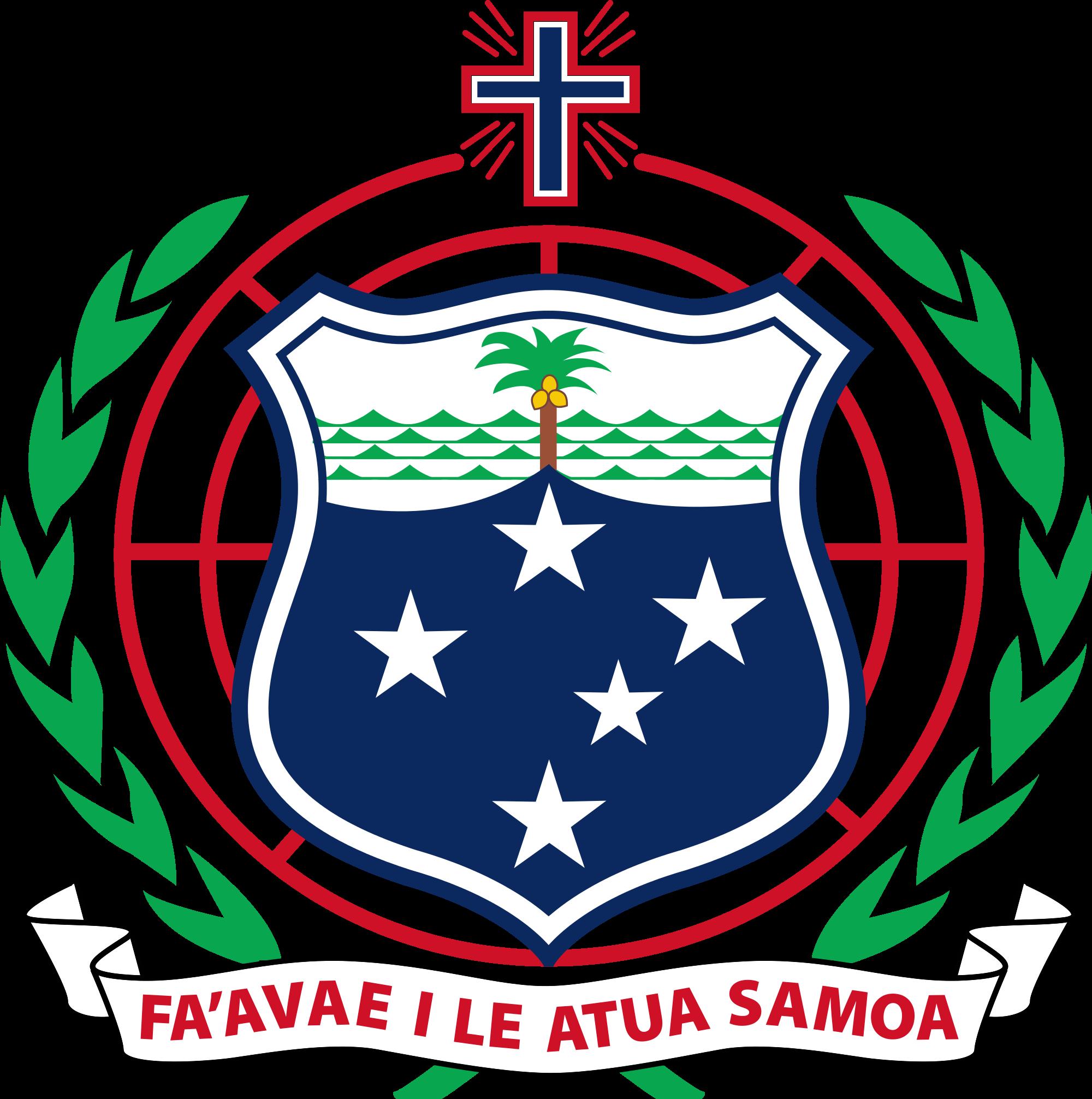 Seal of Samoa