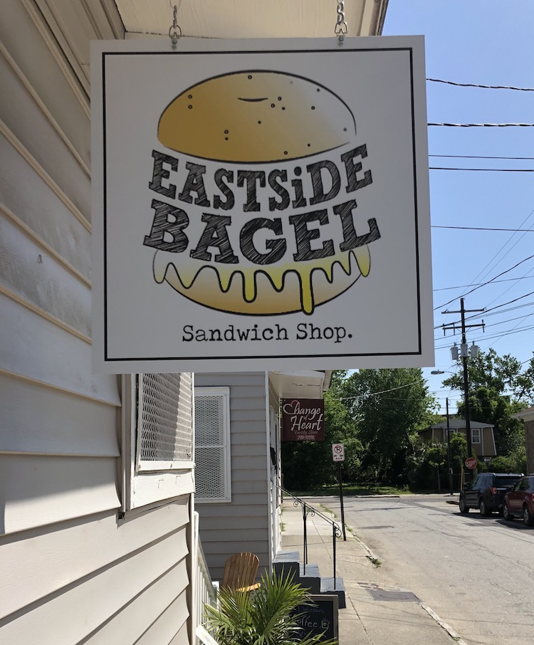 East Side Bagel I Love That For You.JPG