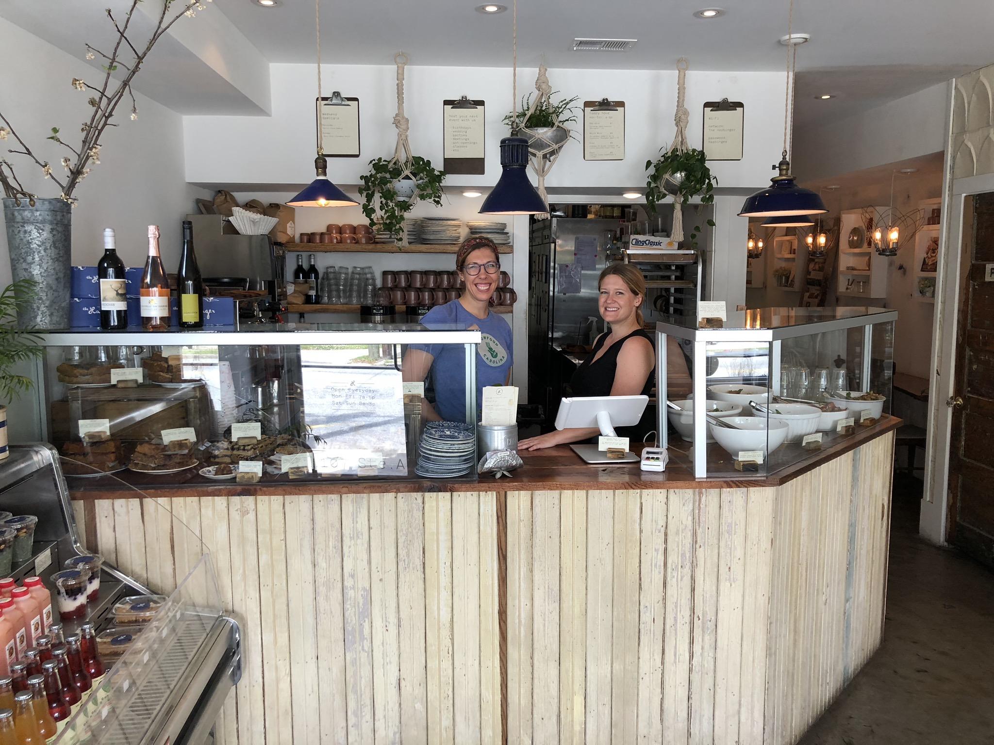 The Harbinger Cafe Owners.JPG