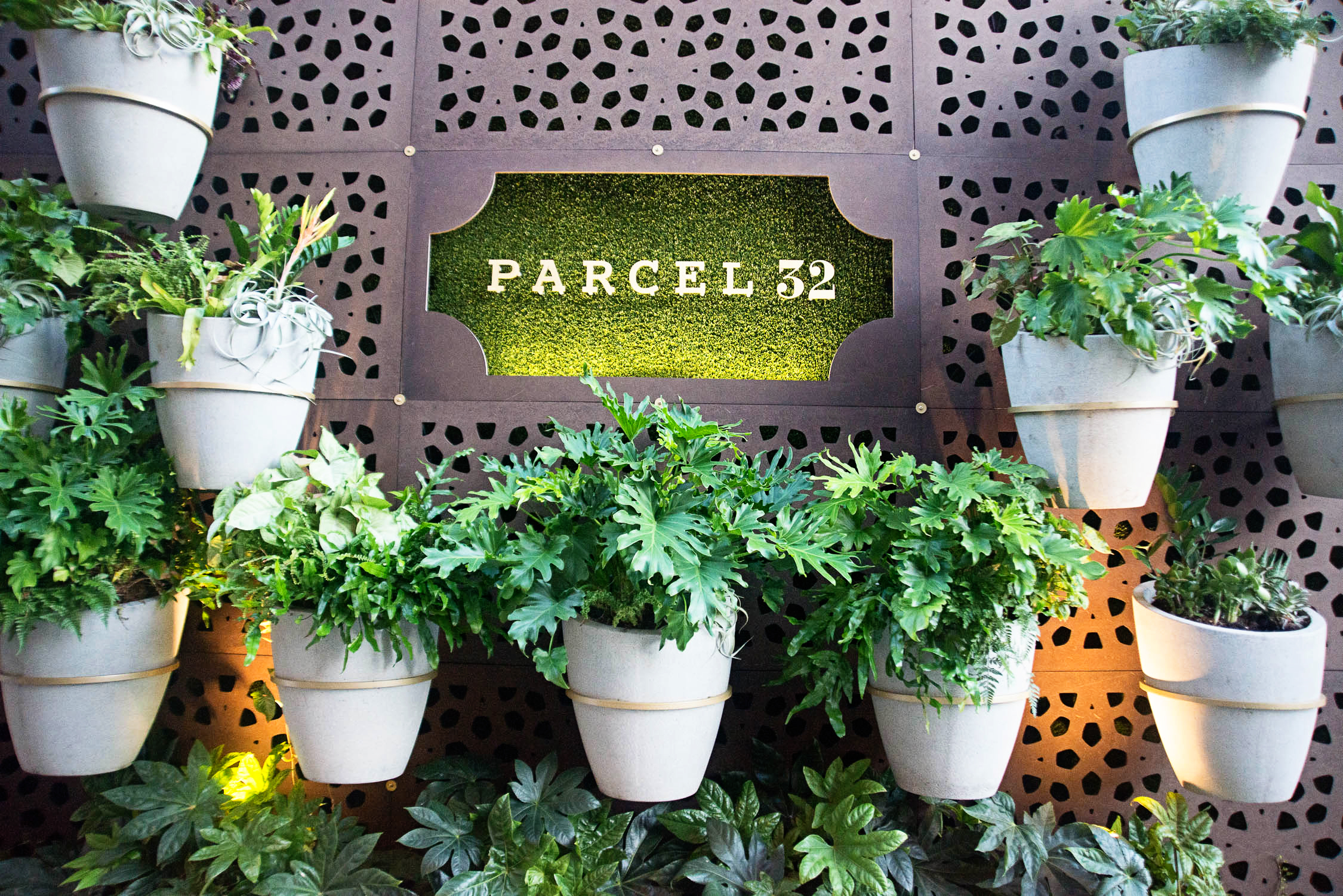 I Love That For You - Parcel 32 Green Wall