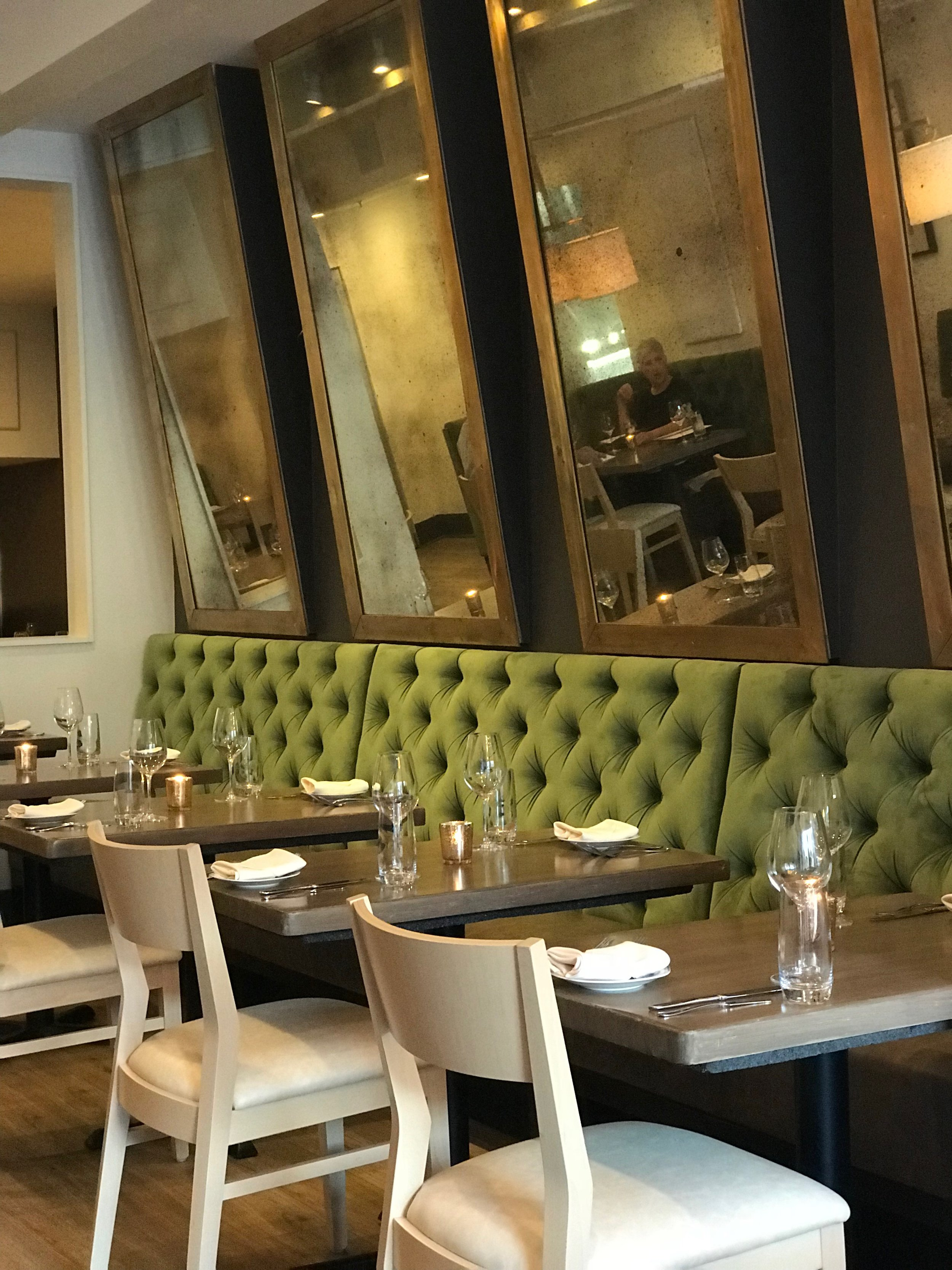 I Love That For You - Parcel 32 Dining Room Booths