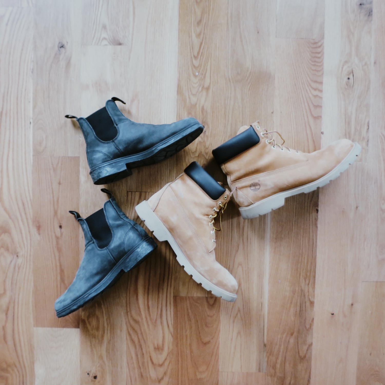 Blundstone & Timberland Boots