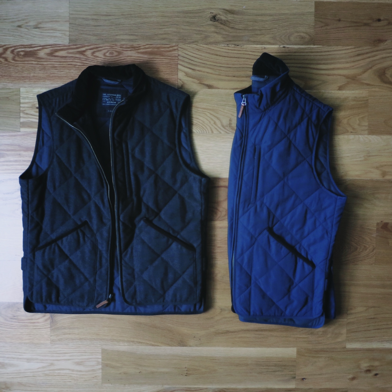 J. Crew Vest Nordic Down Vest with Primaloft