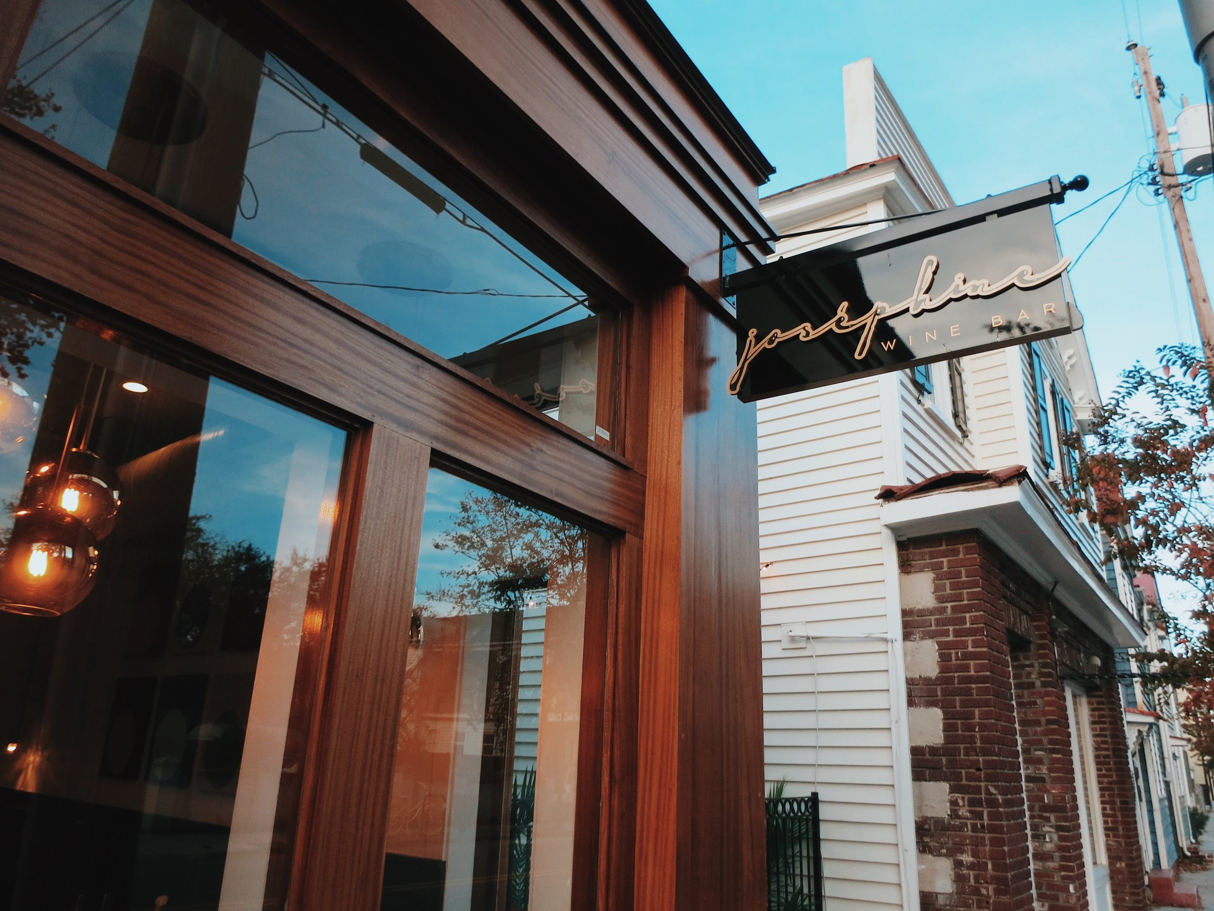 I Love That For You - Josephine Wine Bar Outdoor Sign.jpg