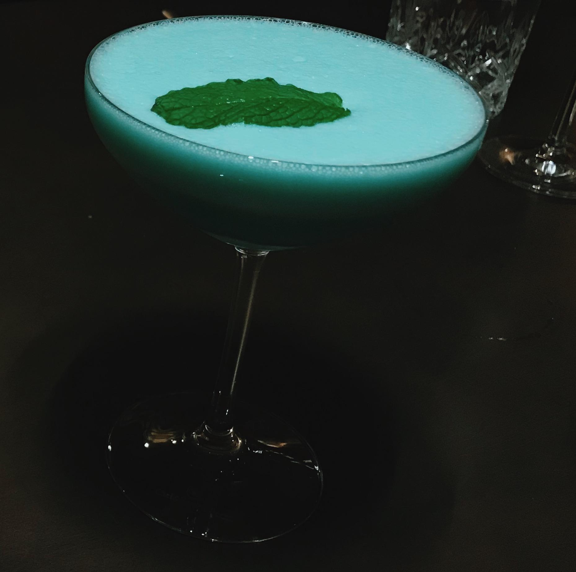 I Love That For You - Josephine Wine Bar Grasshopper Cocktails.jpg
