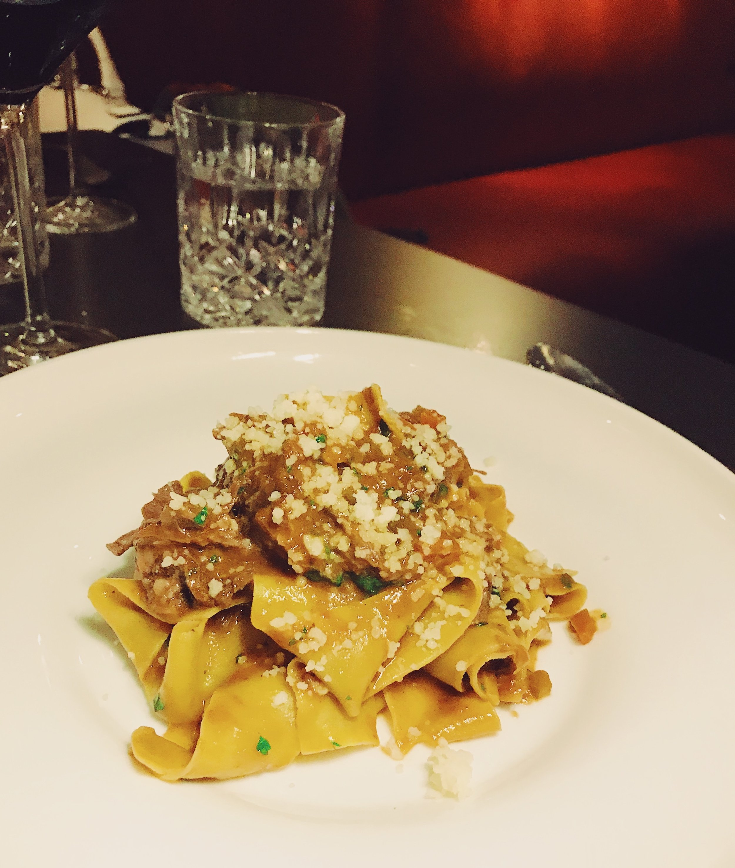 I Love That For You - Josephine Wine Bar Entree Pasta.jpg