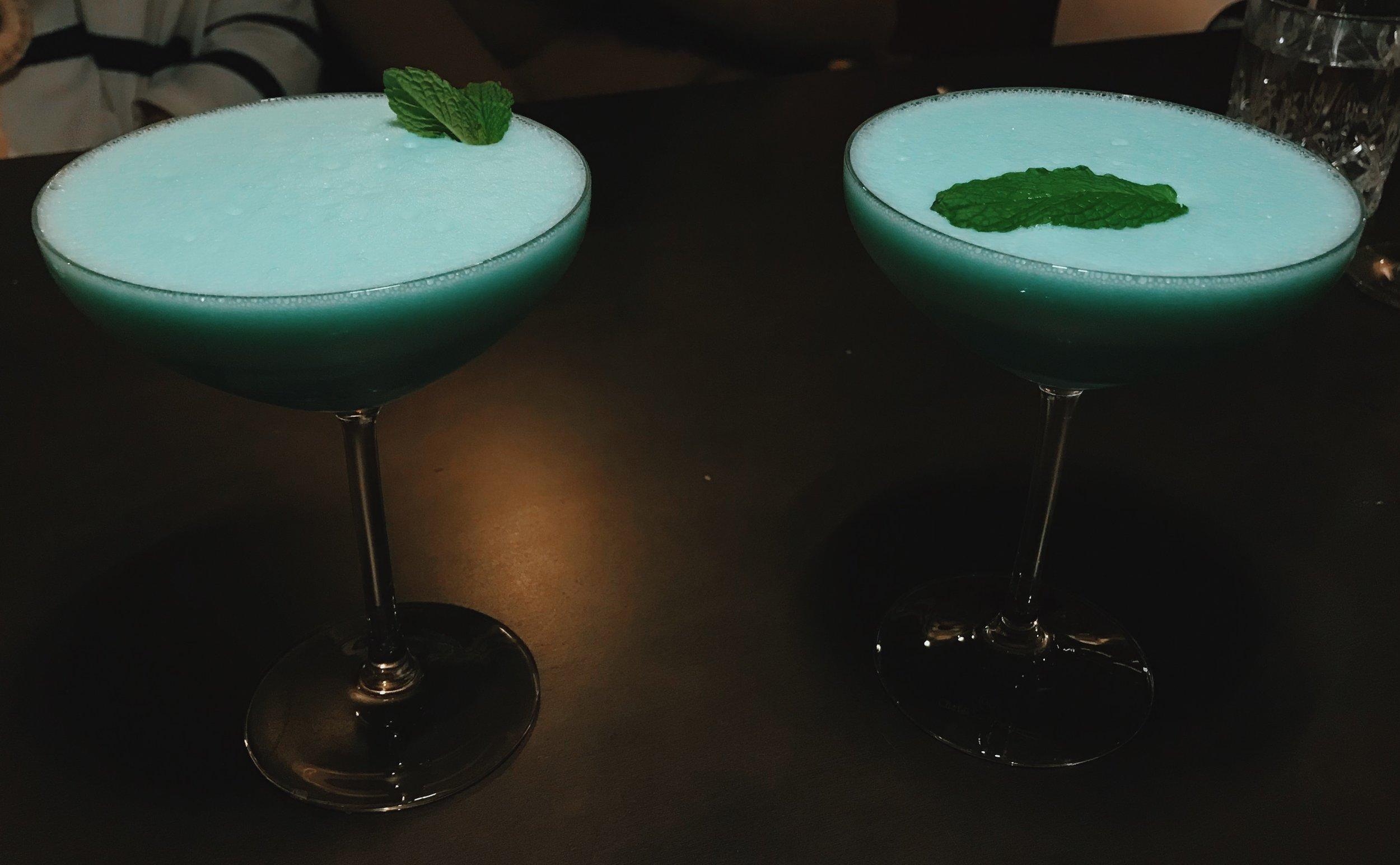 I Love That For You - Josephine Wine Bar Grasshopper Dessert Cocktails.jpg