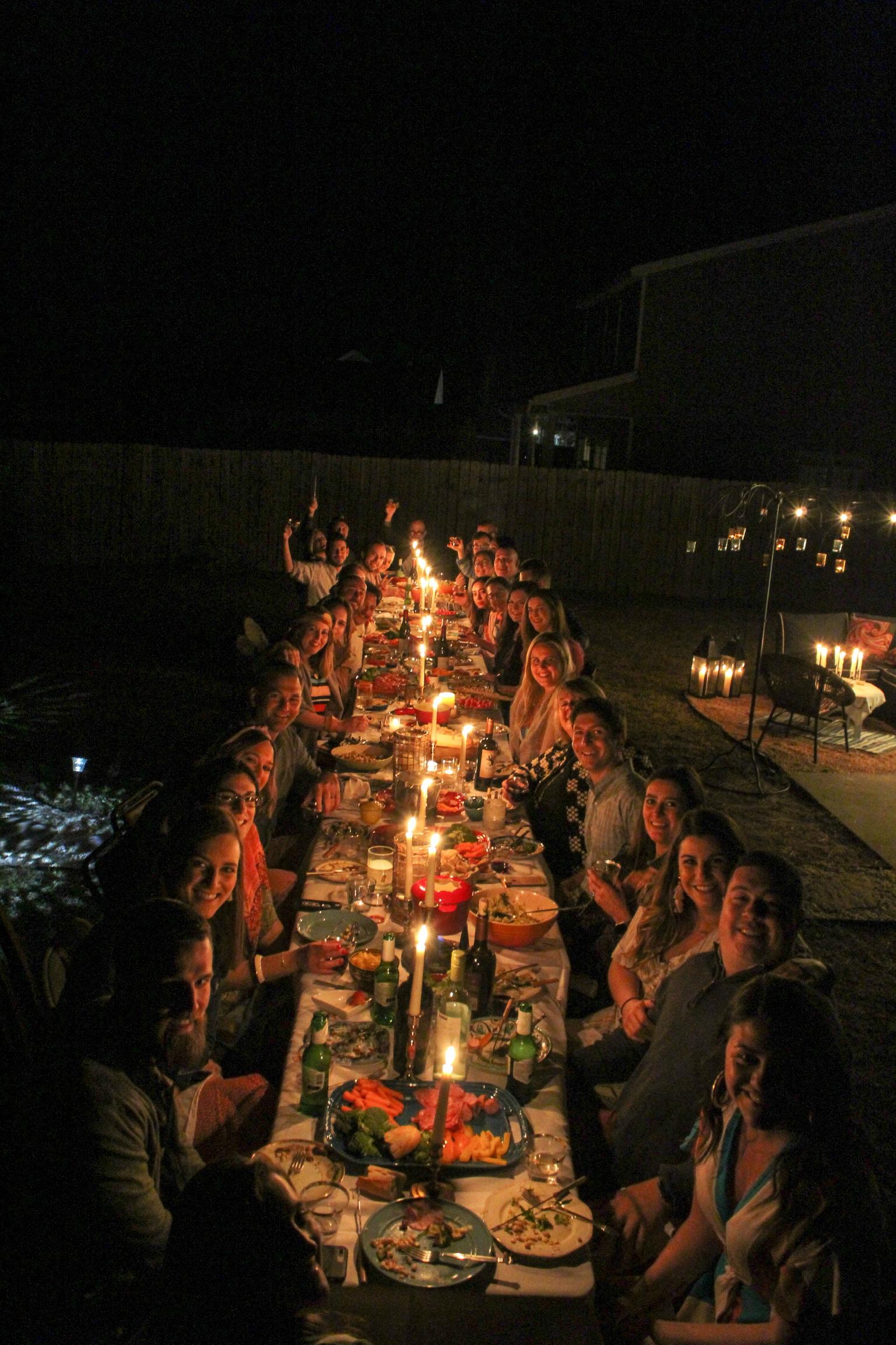 I Love That For You - Dinner Far Away.JPG