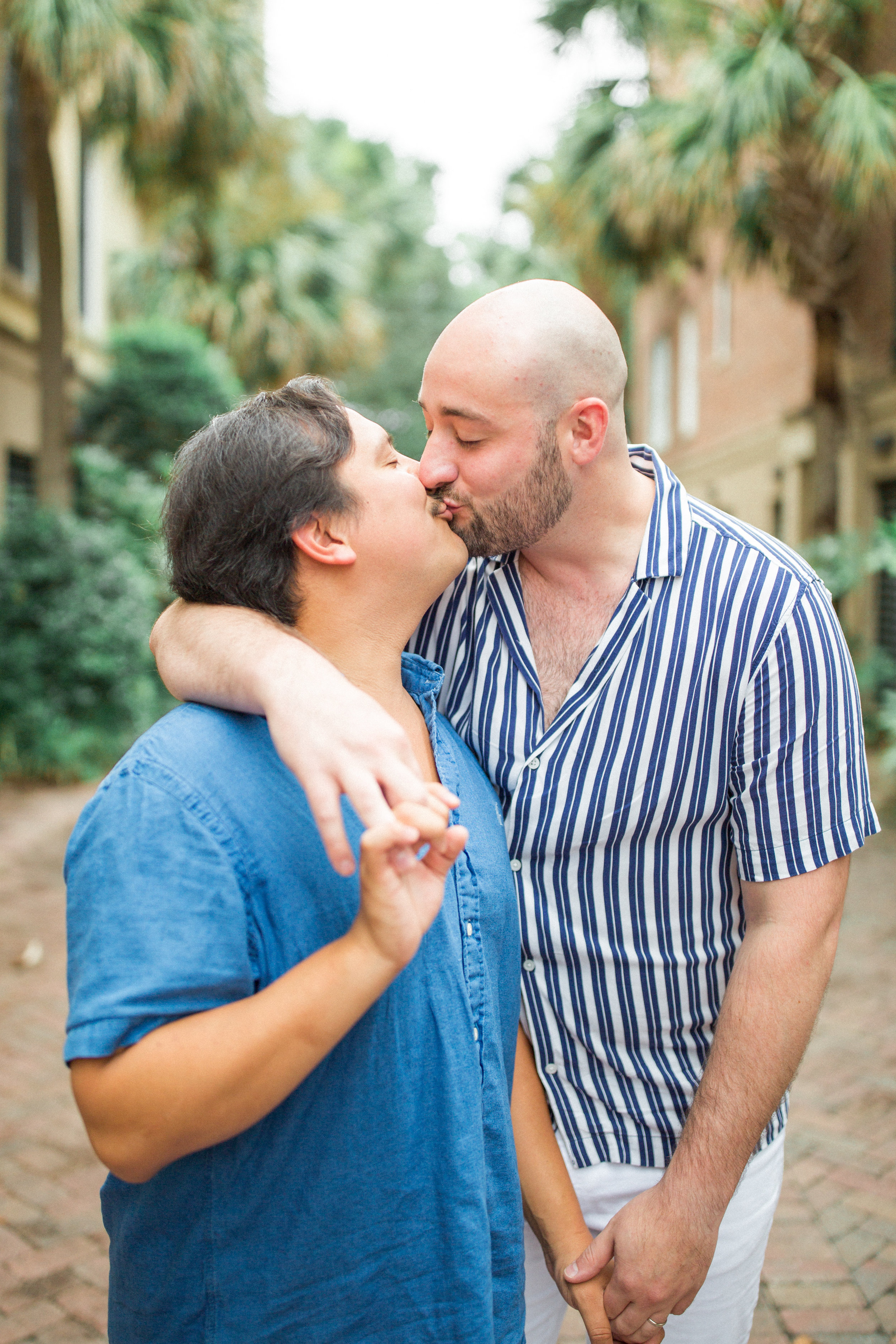 LGBTQ+ - We love Cameron because he supports the LGBTQ+ community. He created a safe space for us to celebrate the most special moments of our wedding bliss. That feeling is the most important. Thank you, Cameron, for giving us the luxury of that feeling.