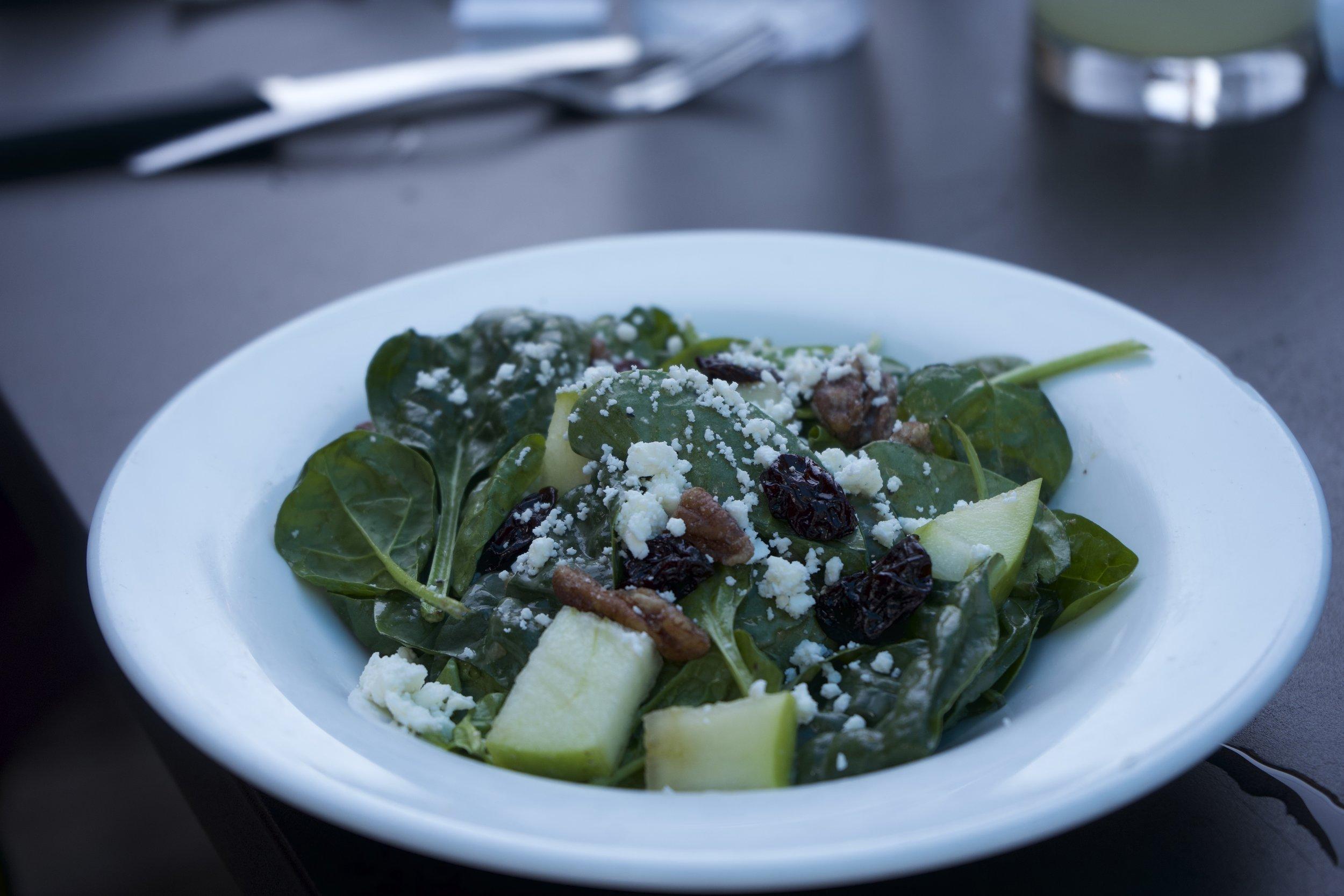 Enlightened Spinach Salad - Mellow Mushroom.jpg
