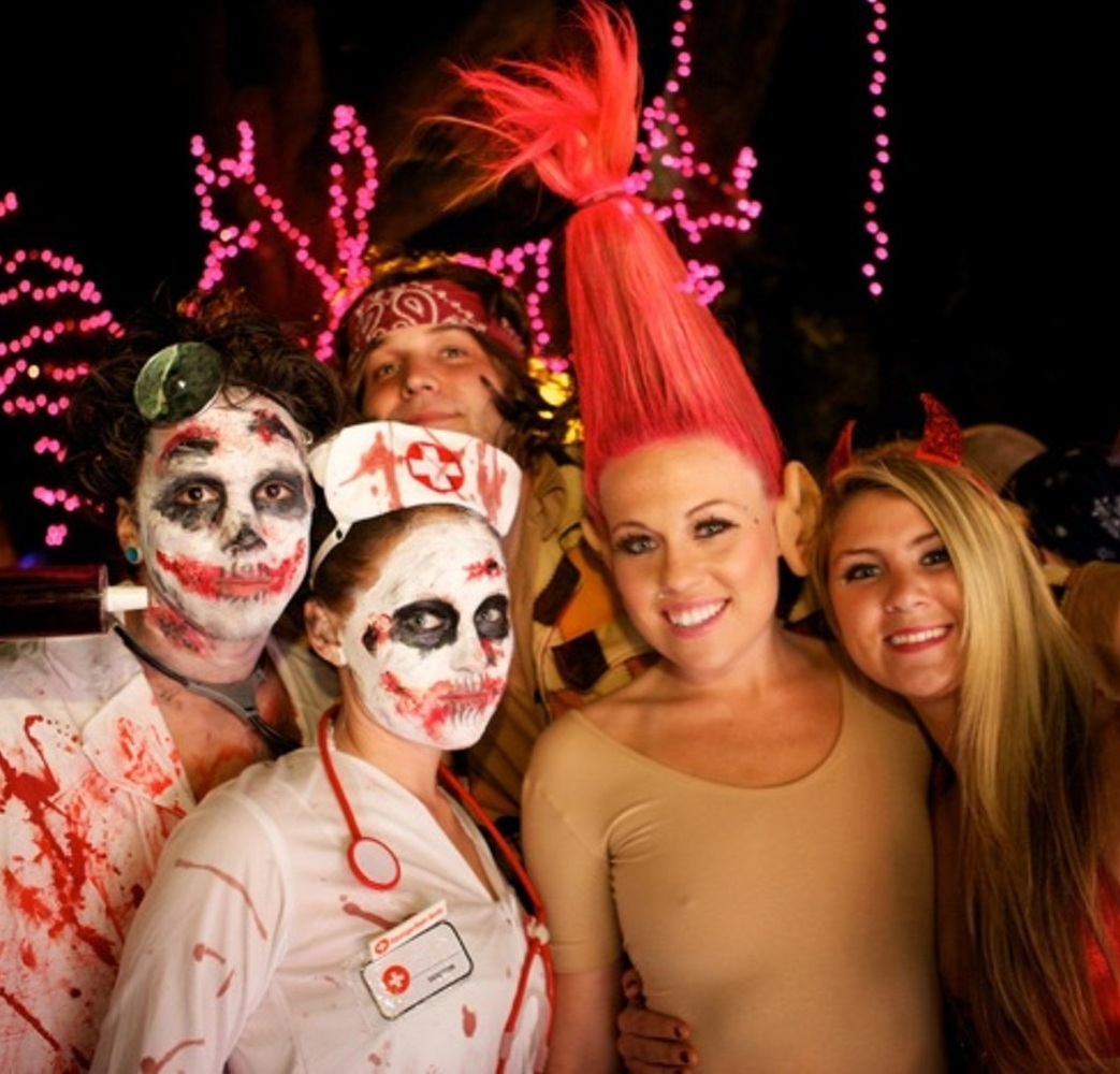 Skinful Halloween - What: IT'S BACK! Charleston's infamous adult costume party returns after a six-year hiatus. Party with the dead for $75.Details: October 26 at 4279 Ashley River Rd, Charleston, SC 29414.