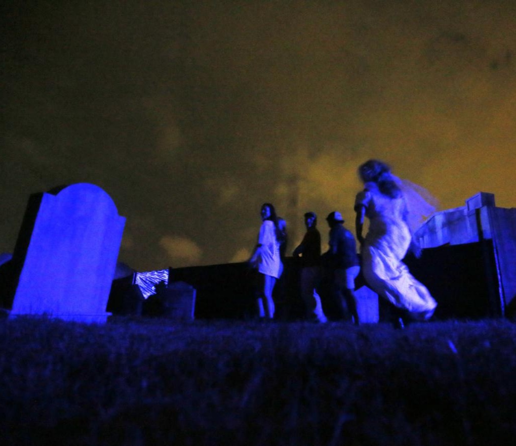 Boone Hall Fright Nights - What: There is SO MUCH to do at South Carolina's largest multi-attraction haunted event. It'll scare you silly for $30.Location: Open weekends at 2434 US 17, Mt. Pleasant, SC 29464.