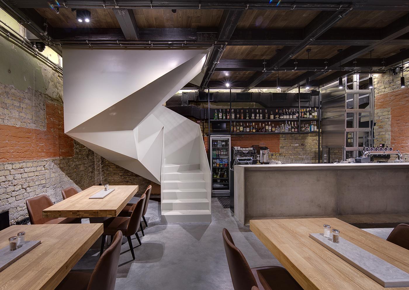 PIVNA DUMA  / beer restaurant, 220 sq.m, Kyiv