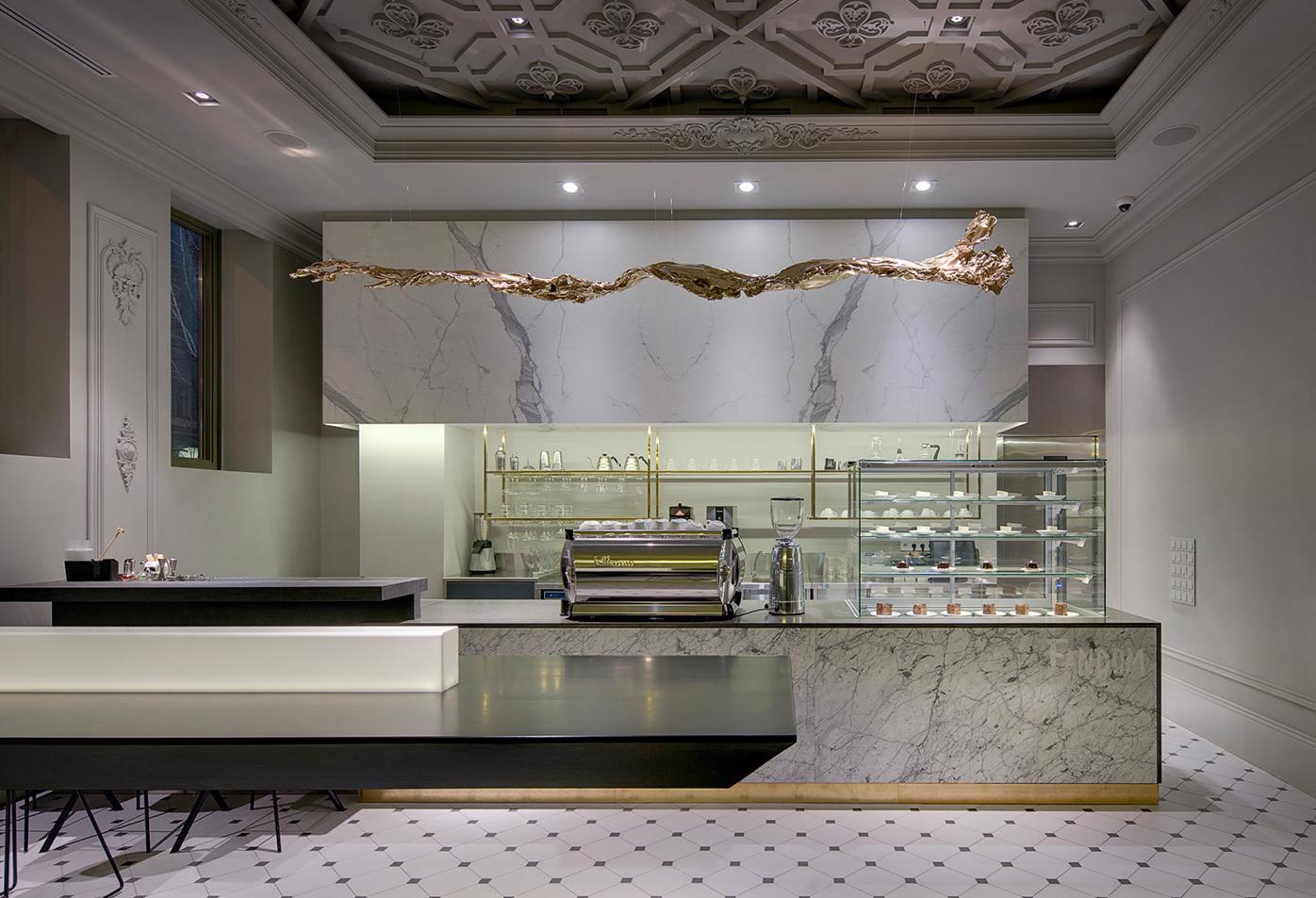 FANDOM COFFEE  / coffee bar, 220 sq. m, Kyiv