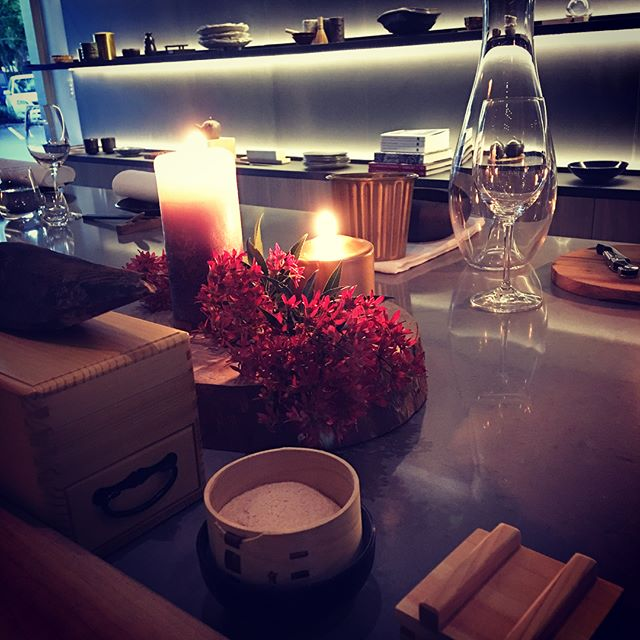 Set and ready #privatedining #chefstable #noosa #visitnoosa
