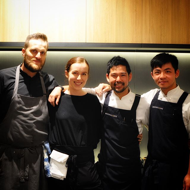Our brilliant Private Chefs Table dinner with @shu.ishizaka @clementvachon and @laraagraham all began when this talented bunch met during the @appetiteforexcellence program. If you know someone who is talented and passionate about the industry, encourage them to apply! What have they got to lose? www.appetiteforexcellence.com.au. Hurry ..... Applications close tomorrow and the judges are eager to meet them ! ( @sam_longrain @afropunkoz @analiesegregory @chefpetergilmore @hongsta_gram @guygrossi @lukewmangan @lyndeymilan @lucy_allon @richardousby @ross_lusted @troymuse @kyliejavierashton @lisavanhaandel @pilurestaurant @nick.hildebrandt @dentoniden @dan_gjestland )