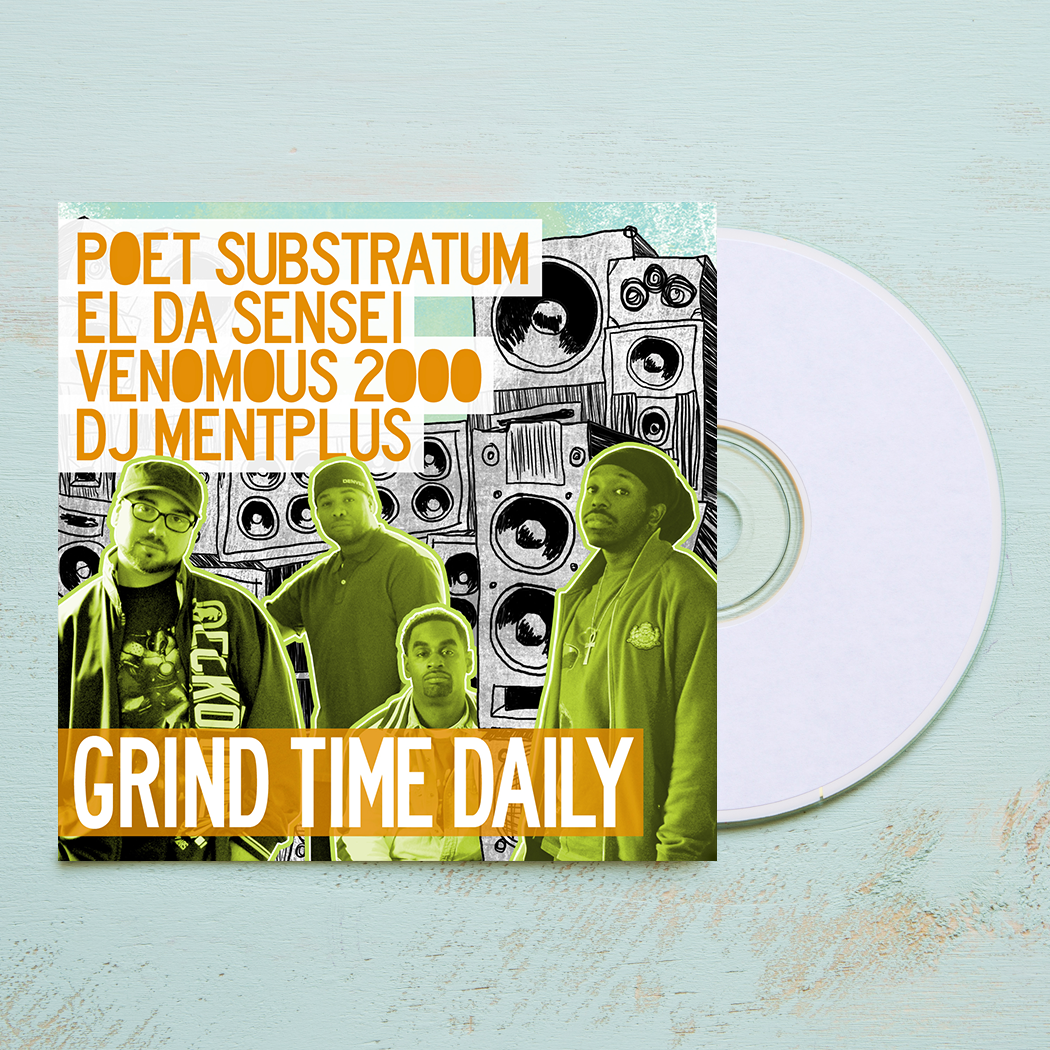 Grind Time Daily    Delinquent Soundz Ent 2012