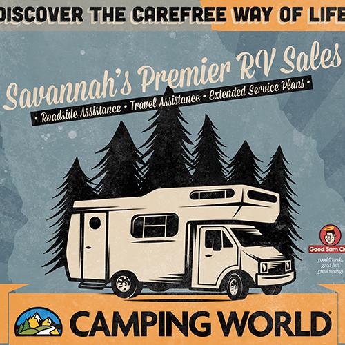 Camping World   Savannah, GA