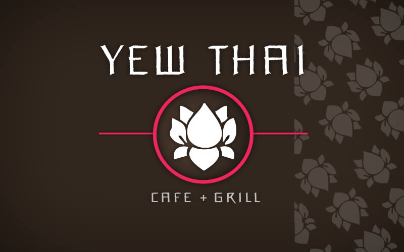 Yew Thai Cafe & Grill Logo