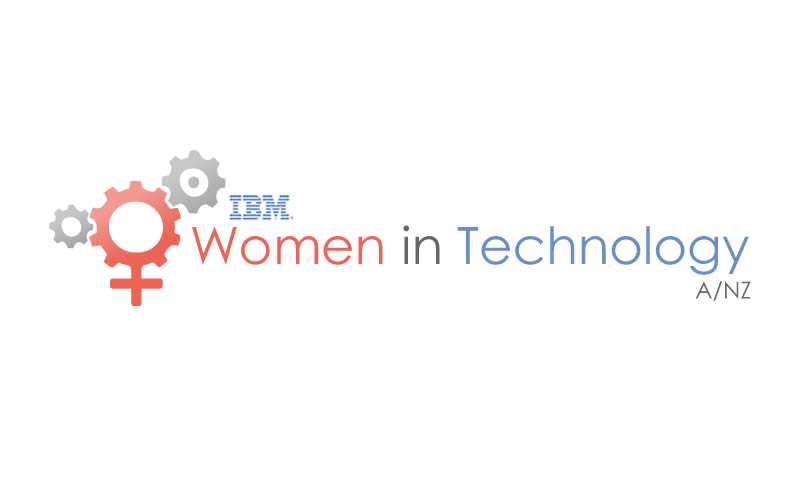 IBM Women in Technology Logo
