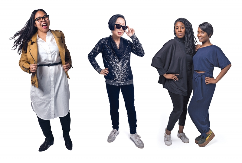 Oakland Magazine | Feature: Women's Style | March 2018